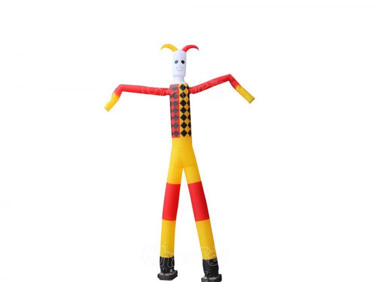 clown sky dancer