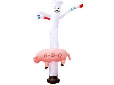 bbq chef sky dancer