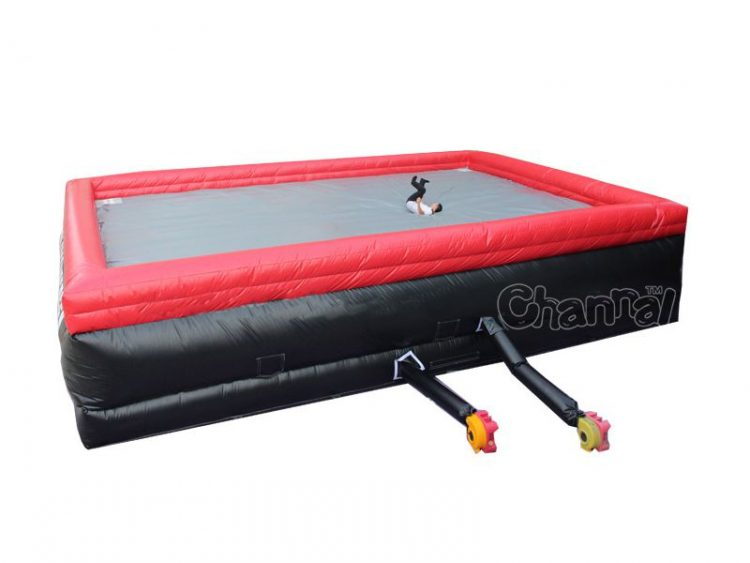 inflatable landing cushion bag