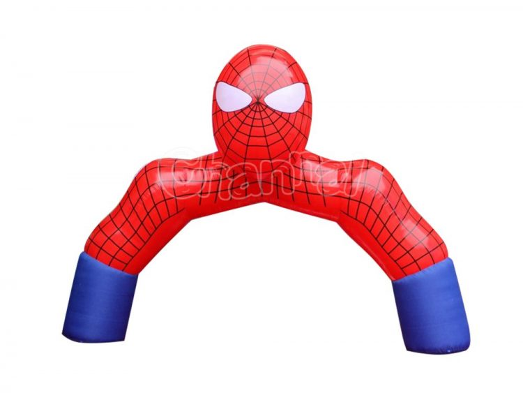 spider-man inflatable arch for sale