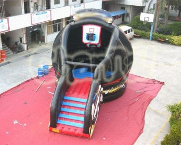 inflatable slam n jam game