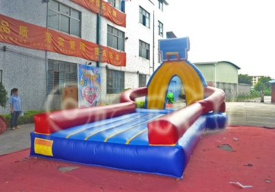 inflatable slum dunk game