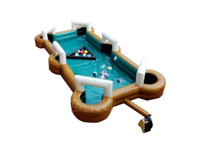 inflatable snookball table for sale