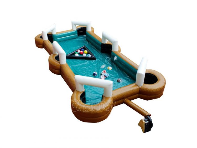 Inflatable Snookball Table For