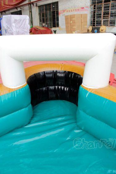 snookball pool hole