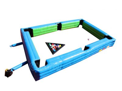 life size inflatable soccer pool table for sale