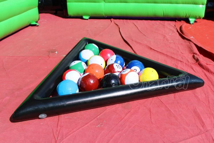 soccer balls for inflatable pool table soccer billiards