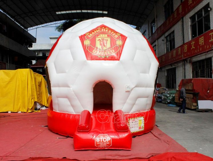 cheap commercial football bouncy castle for sale