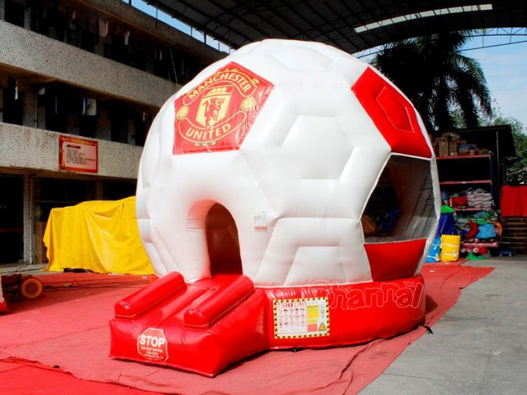 football dome bouncy house for kids
