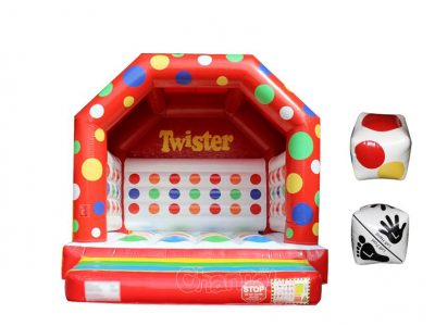 twister game inflatable jumper for sale