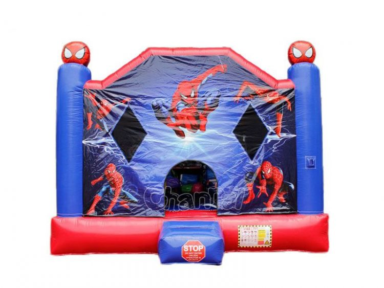 spiderman bounce house for sale