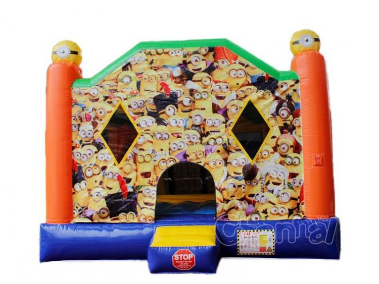 minions bounce house for sale