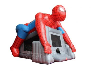 giant spiderman jump house for sale