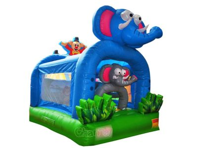 elephant bounce house for sale