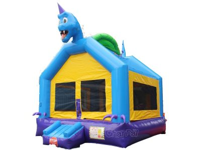 little dragon bounce house moonwalk