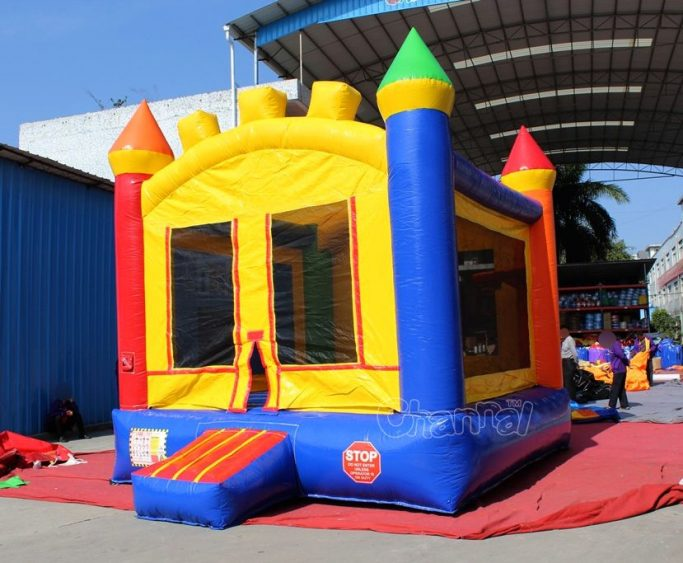 13x13 bounce house for children