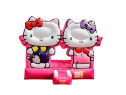 inflatable hello kitty bounce house for sale