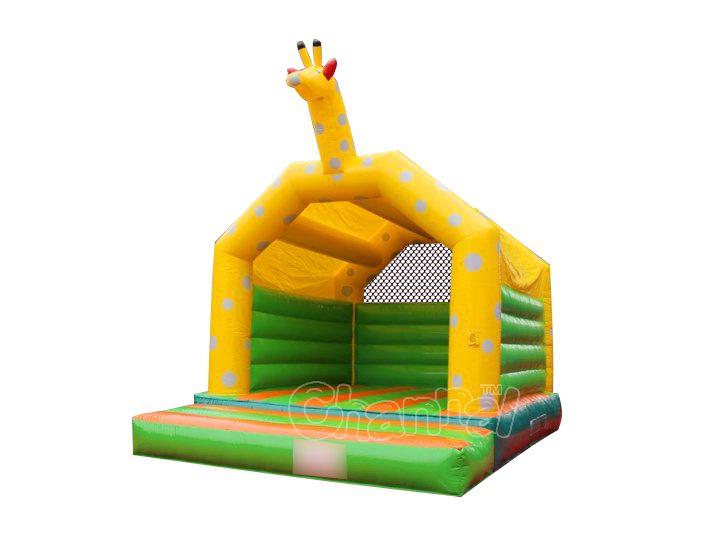 giraffe jump house