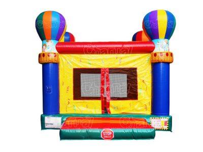 hot air balloon inflatable bouncer