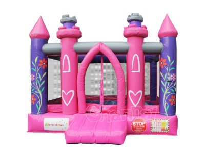 little girl party bouncer
