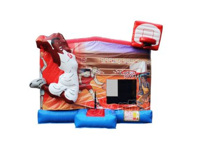 basketball bounce house for sale