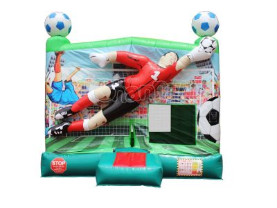 football goalkeeper bounce house for sale