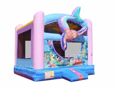 mermaid bounce house for sale