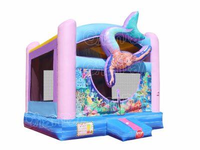 mermaid bounce house for sale