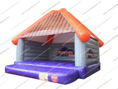 roof bounce house