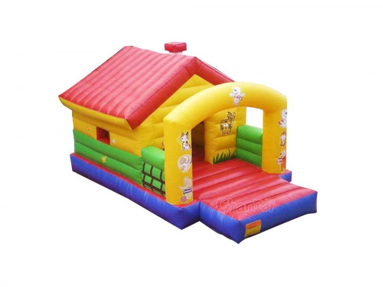 inflatable animal house bouncer