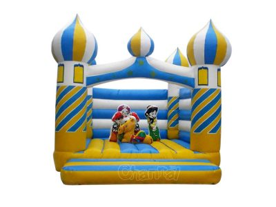 inflatable aladdin castle bouncer