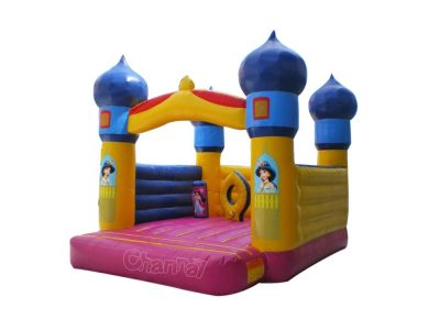 inflatable princess jasmine bouncer