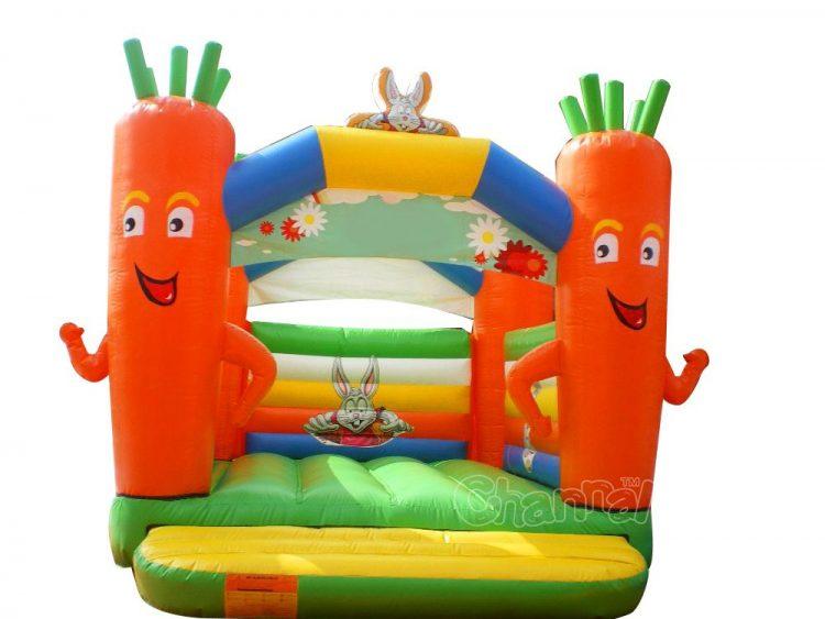lotti karotti inflatable bouncer
