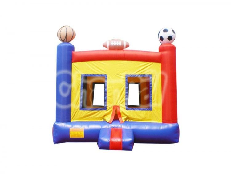 sports inflatable bouncer