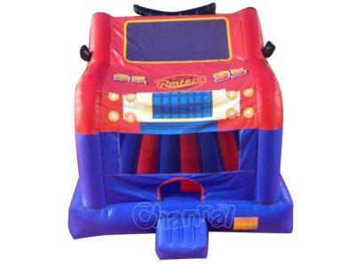 inflatable rust eze 95 car bouncer