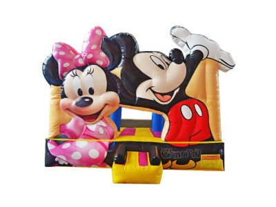 mickey mouse inflatable bouncer for sale