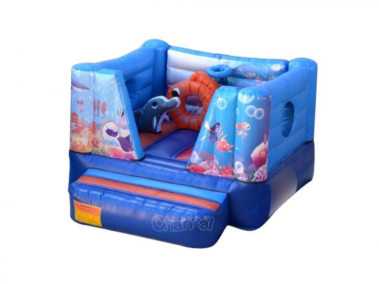 finding nemo movie inflatable bouncer