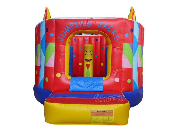 jumping jacks inflatable bouncer
