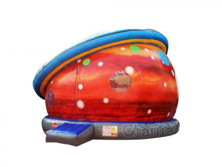 planet bounce house for sale