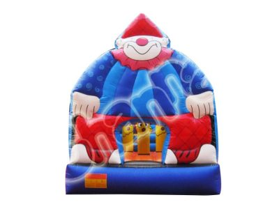 big clown inflatable bouncer