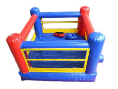 inflatable boxing ring bounce house for sale