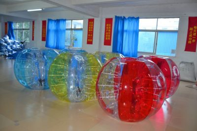 single color bumper ball