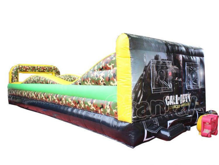 call of duty banner on bungee run