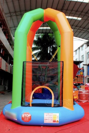 Single Inflatable Bungee Trampoline - Channal Inflatables
