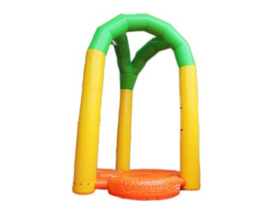 bungee jumping inflatable for sale