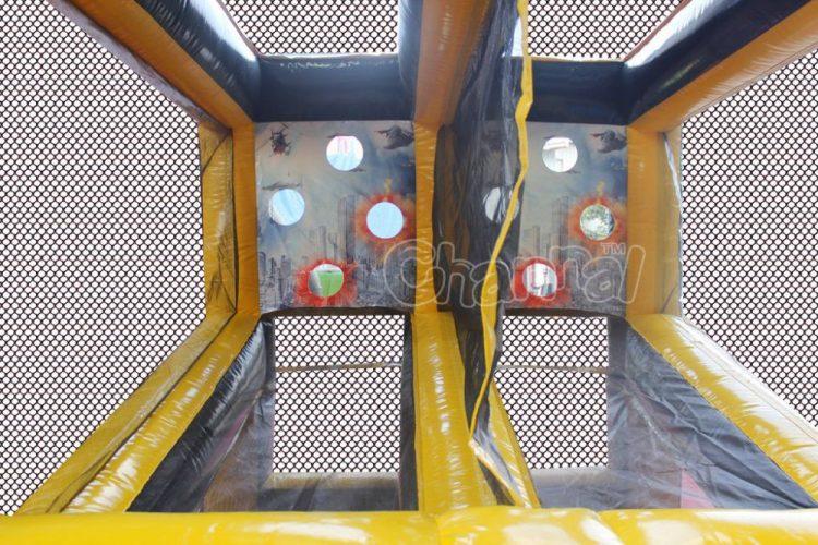 alien invasion carnival game (score holes)