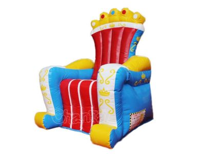 inflatable king throne for sale