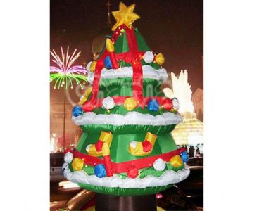 splendid inflatable christmas tree