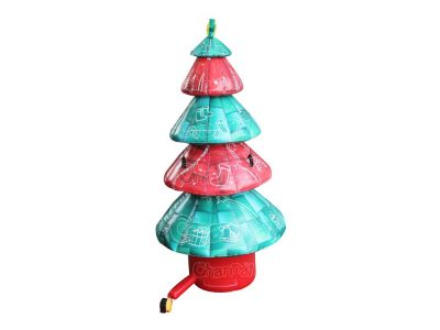 tall inflatable christmas tree for sale