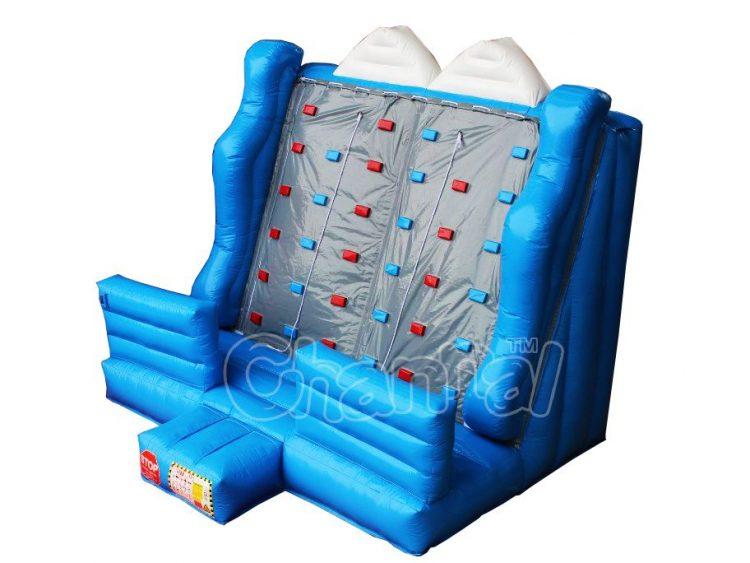 inflatable mountain peak climbing game